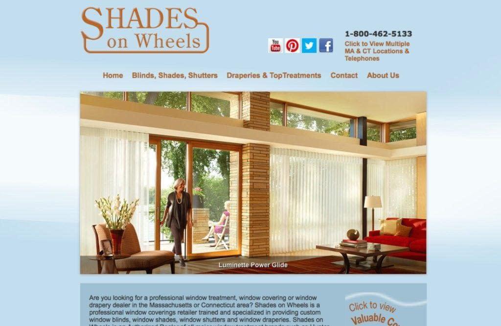 Vision 2 Market website designer