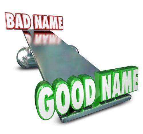 How to develop a company name