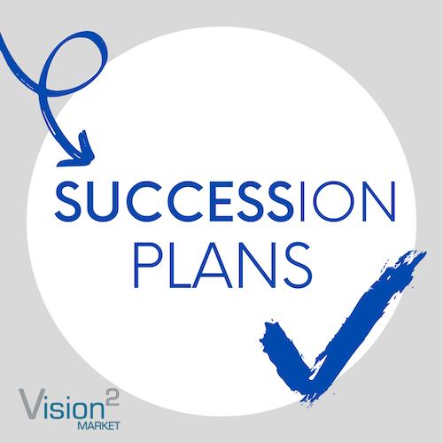 best marketing ideas succession plans